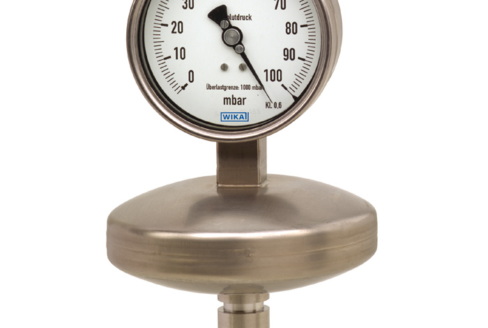 Absolute Pressure Gauge