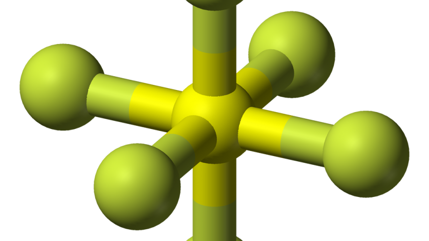 SF6: Sulfur hexafluoride