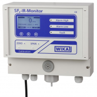 Model GA35 emission monitor for SF6 gas