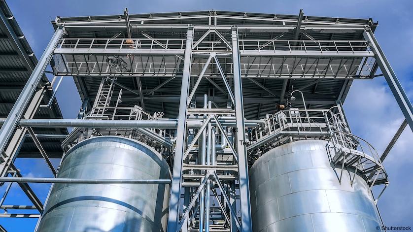 Temperature measurement in syngas plants