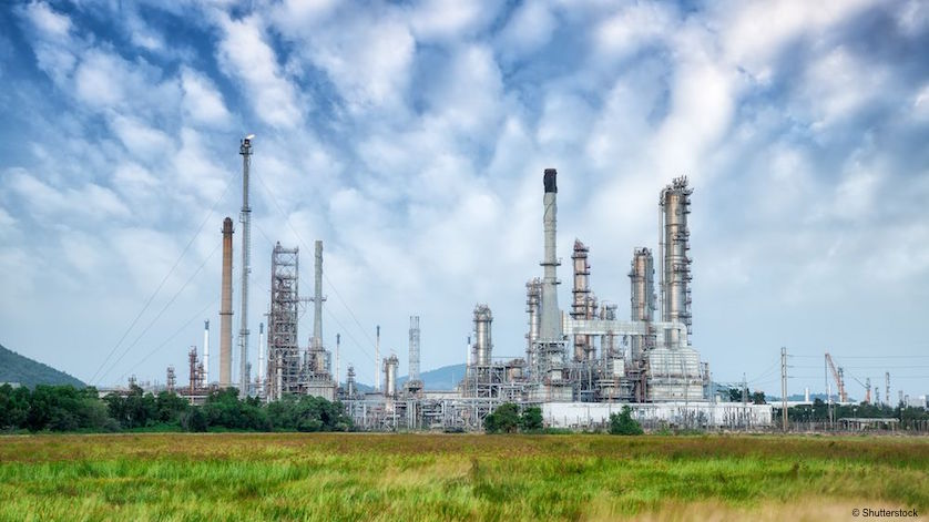 Temperature measurement in syngas plants