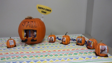 Supply Chain Pumpkins