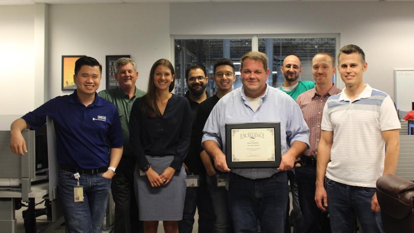 Corporate Core Value Award