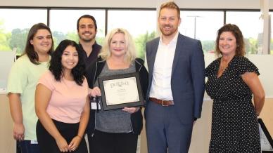 July 2019 WIKA USA Core Values Award Winners
