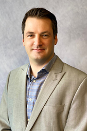 Portrait of Patrick McGrath
