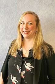 Portrait of Jessica Woodside