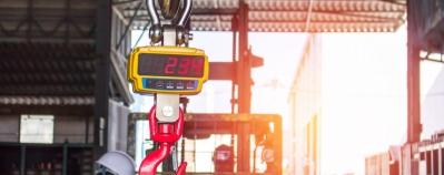 Industrial weight measurement