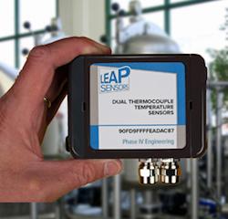 Leap Sensors, Phase IV Engineering