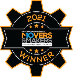 Movers and Makers badge